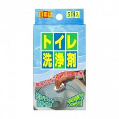 Nagara Средство для чистки туалета, 4,5 гр*5