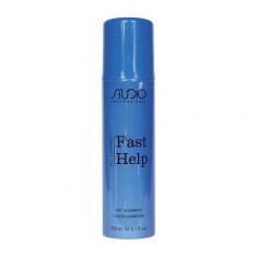 Kapous, Сухой шампунь для волос Fast Help, 150 мл
