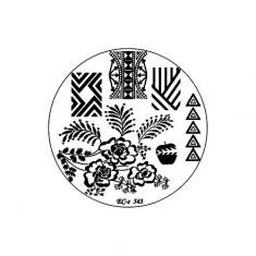 El Corazon, диск для стемпинга № EC-s 543