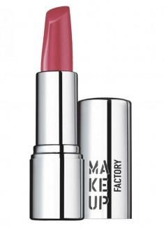 Помада для губ кремовая Ягодный розовый MAKE UP FACTORY