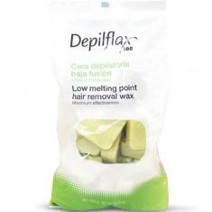 Depilflax воск горячий в дисках аргана 1кг
