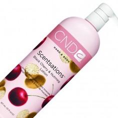 Cnd scentsations black cherry and nutmeg lotion черешня и мускатный орех 916мл