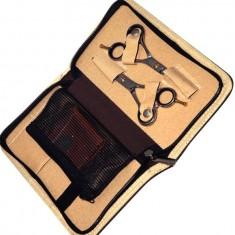 Mizuka набор ножницы парикмахерские + ножницы филировочные r-22-55