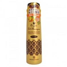 шампунь для волос с маслом арганы momotani organic argan shampoo