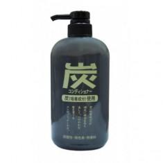 кондиционер для волос с древесным углем junlove charcoal conditioner