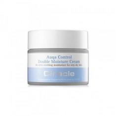 """крем для лица """"двойное увлажнение""""  ciracle aqua control double moisture cream"""
