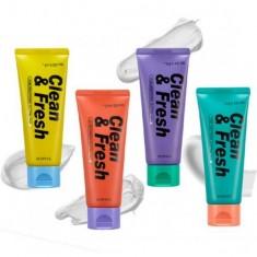 ночная маска для лица eunyul clean & fresh sleeping pack