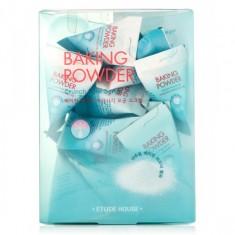 скраб для лица etude house  baking powder crunch pore scrub