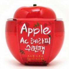 маска для лица с экстрактом яблока baviphat apple ac therapy sleeping pack