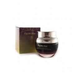 крем для глаз с фито-стволовыми клетками винограда farmstay grape stem cell wrinkle repair eye cream