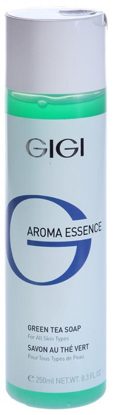 GIGI Мыло для всех типов кожи Зеленый чай / Soap Green Tea For All Skin AROMA ESSENCE 250 мл