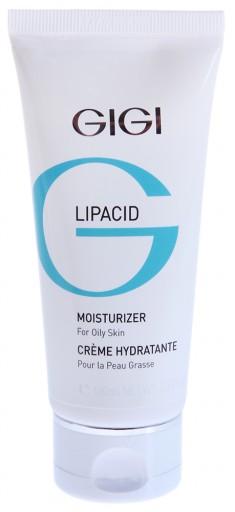 GIGI Крем увлажняющий для жирной и проблемной кожи / Moisturizer LIPACID 100 мл