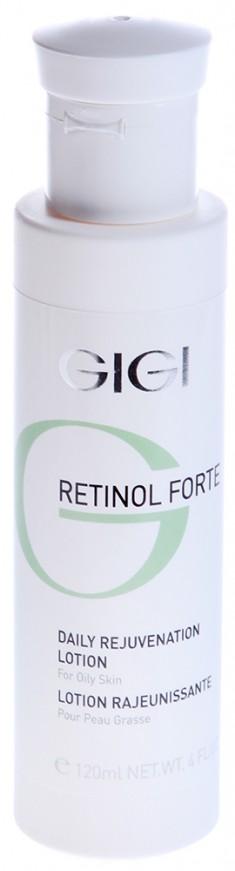 GIGI Лосьон-пилинг для жирной кожи / Rejuvenation Oily RETINOL FORTE 120 мл