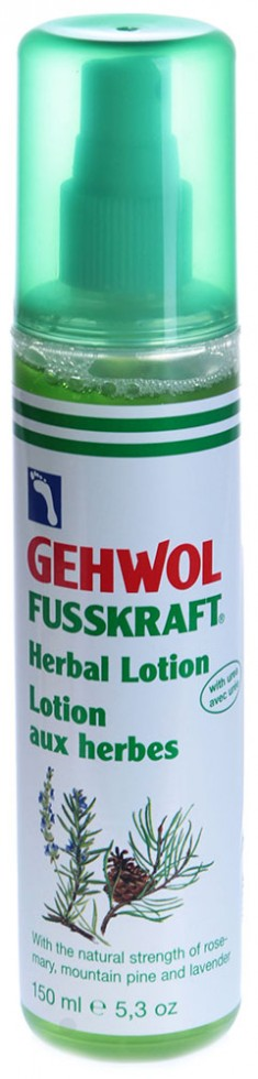 GEHWOL Лосьон травяной 150 мл