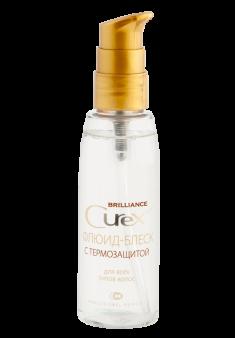 ESTEL PROFESSIONAL Флюид-блеск с термозащитой для волос / Curex Brilliance 100 мл