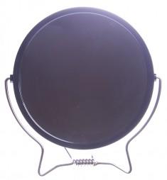 HAIRWAY Зеркало настольное овальное в металической оправе 130*160 мм