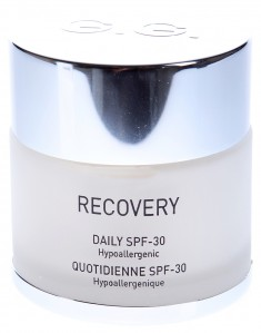 GIGI Крем увлажняющий восстанавливающий SPF 30 / Daily RECOVERY 50 мл
