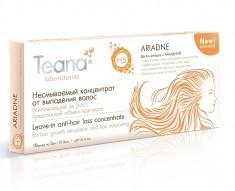 TEANA Концентрат несмываемый от выпадения волос / ARIADNE 10*5 мл