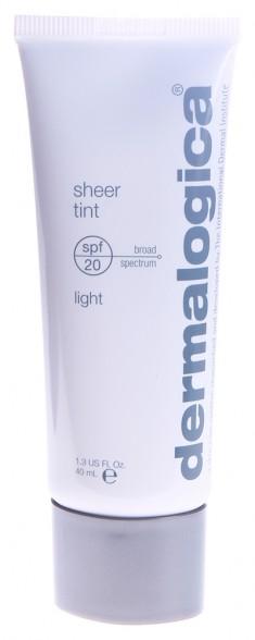 DERMALOGICA Крем тонирующий увлажняющий, светлый тон SPF 20 / Sheer Tint Light 40 мл
