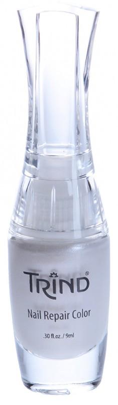 TRIND Укрепитель для ногтей белый перламутр / Nail Repair Pure Pearl 9 мл