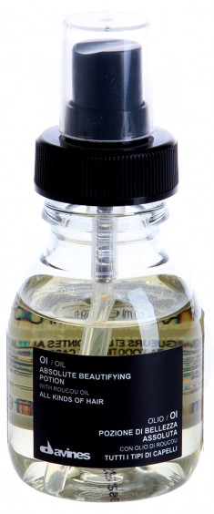 DAVINES SPA Масло для абсолютной красоты волос / OI Oil absolute beautifying potion 50 мл