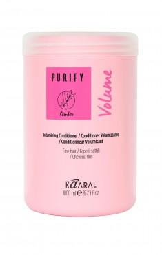 KAARAL Кондиционер-объем для тонких волос / Volume Conditioner PURIFY 1000 мл