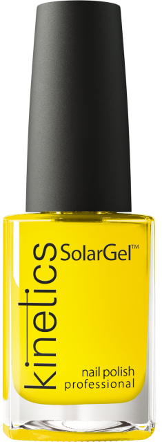 KINETICS 366 лак профессиональный для ногтей / SolarGel Polish Escape 15 мл