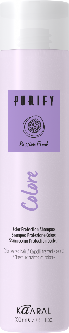 KAARAL Шампунь для окрашенных волос / Colore Shampoo PURIFY 300 мл