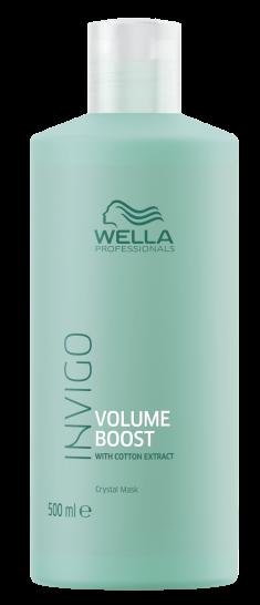 WELLA PROFESSIONALS Маска-кристалл уплотняющая / Volume Boost 500 мл
