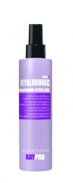 KAYPRO Кондиционер-спрей с гиалуроновой кислотой для плотности волос 200 мл