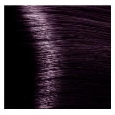 KAPOUS 02 крем-краска для волос, усилитель фиолетовый / Hyaluronic acid 100 мл