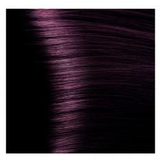 KAPOUS 4.2 крем-краска для волос / Hyaluronic acid 100 мл