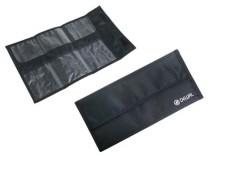 DEWAL PROFESSIONAL Чехол для парикмахерского инструмента, полимерный материал, черный 35х24 см