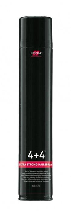 INDOLA Лак экстрасильной фиксации для волос 4+4 500 мл
