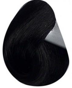 ESTEL PROFESSIONAL 1/0 краска для волос, черный классический / ESSEX Princess 60 мл