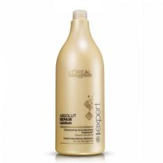 L'OREAL PROFESSIONNEL Шампунь для очень поврежденных волос / АБСОЛЮТ РЕПЭР 1500 мл LOREAL PROFESSIONNEL