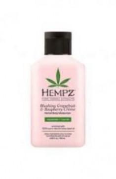 HEMPZ Молочко увлажняющее для тела, грейпфрут и малина / Creme Body Moisturizer 500 мл