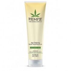 HEMPZ Скраб антивозрастной для тела / Age Defying Herbal Body Scrub 265 мл