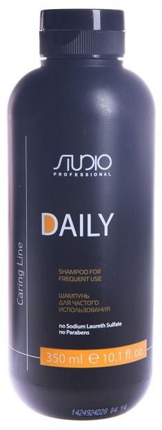 STUDIO PROFESSIONAL Шампунь для частого использования / Caring Line Daily 350 мл Kapous