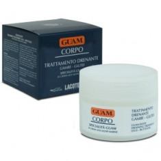 GUAM Крем с дренажным эффектом для ног / Corpo 200 мл
