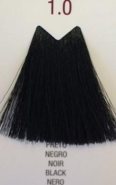 FARMAVITA 1.0 краска для волос, черный / LIFE COLOR PLUS 100 мл