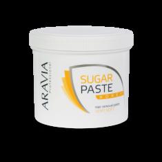 ARAVIA Паста сахарная очень мягкой консистенции для шугаринга Медовая 750 г (8)