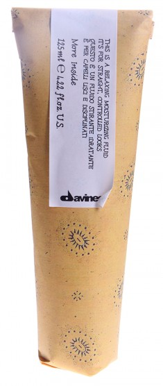 DAVINES SPA Флюид разглаживающий увлажняющий для гладкого контролируемого стайлинга / MORE INSIDE 125 мл