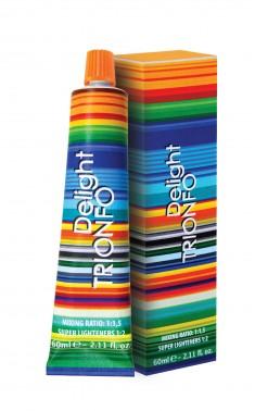 CONSTANT DELIGHT ДТ 1-0 крем-краска стойкая для волос, черный / Delight TRIONFO 60 мл