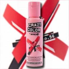 CRAZY COLOR Краска для волос, огнено-красный / Crazy Color Fire 100 мл