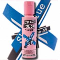 CRAZY COLOR Краска для волос, небесно-голубой / Crazy Color Sky Blue 100 мл