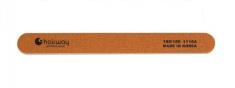 HAIRWAY Пилка стандарт коричневая 180/180