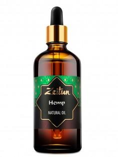 Натуральное растительное конопляное масло
