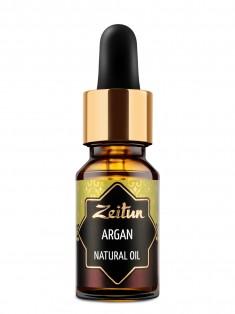 Натуральное растительное масло арганы, 10 мл