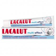 Лакалют зубная паста Мульти-эффект 75мл LACALUT